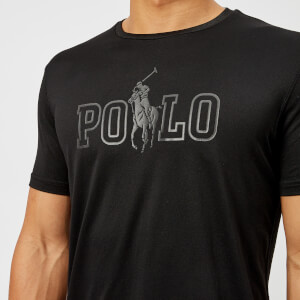 Polo Ralph Lauren Men's Short Sleeve Performance T-Shirt - Polo Black