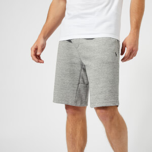 Polo Ralph Lauren Men's Double Knit Tech Shorts - Vintage Salt and Pepper