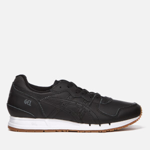 Asics Lifestyle Women's Gel-Movimentum Leather Trainers - Black