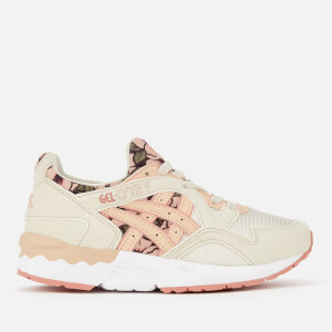 Asics Lifestyle Kids' Gel-Lyte Ps Trainers - Birch/Amberlight: Image 1