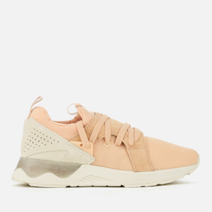 Asics Lifestyle Women's Gel-Lyte V Sanze Mesh Trainers - Amberlight/Birch