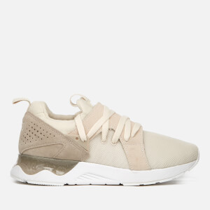 Asics Lifestyle Women's Gel-Lyte V Sanze Mesh Trainers - Birch/Feather Grey