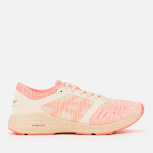 Asics Running Women's Roadhawk FF - Sakura Trainers - Cherry/Blossom/Birch