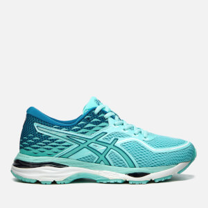 Asics Running Women's Gel-Cumulus 19 Trainers - Aruba Blue/Aruba Blue/Turkish Tile