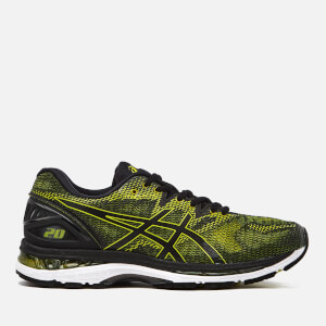 Asics Men's Running Gel-Nimbus 20 Trainers - Sulpher Spring/Black/White