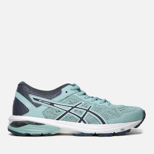 Asics Running Women's GT-2000 6 Trainers - Porcelain Blue/Smoke Blue/White