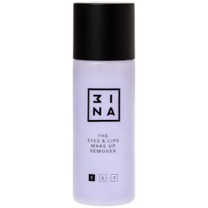 3INA Makeup The Eyes & Lips Make Up Remover 125 ml