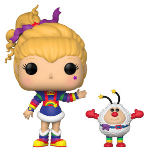 Rainbow Brite RB and Twink Pop! Vinyl Figur