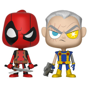 Figurines Vynl. Deadpool et Cable