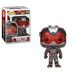 Marvel Ant-Man & The Wasp Hank Pym Funko Pop! Vinyl