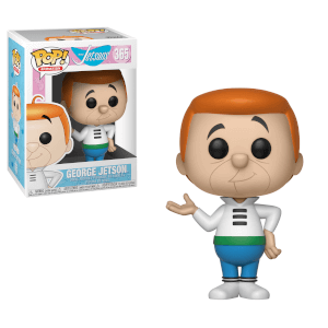 The Jetsons George Pop! Vinyl Figur