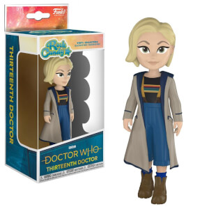 Doctor Who Thirteenth Doctor Rock Candy Vinyl Figure