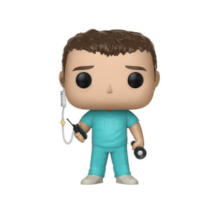 Stranger Things Bob in Scrubs Pop! Vinyl Figur