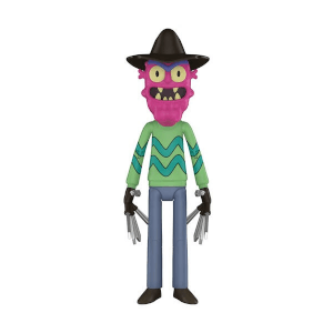 Rick and Morty Scary Terry Action Figur
