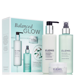 Elemis Balanced Glow Cleansing Kit (Worth £62.00)