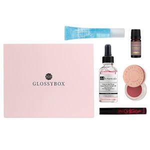GLOSSYBOX Gift Box Set (Worth $108)