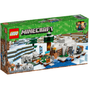 LEGO Minecraft : L'igloo (21142)