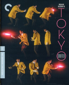 Criterion Collection: Tokyo Drifter