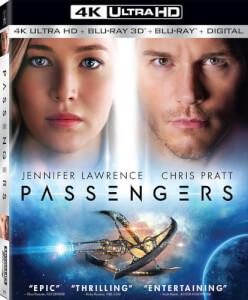 Passengers (2016) - 4K Ultra HD