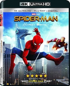 Spider-Man: Homecoming - 4K Ultra HD
