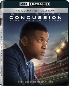 Concussion - 4K Ultra HD