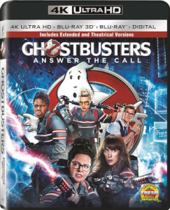 Ghostbusters (2016) - 4K Ultra HD