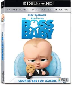 Boss Baby - 4K Ultra HD