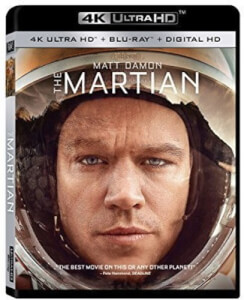 Martian - 4K Ultra HD