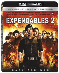 Expendables 2 - 4K Ultra HD