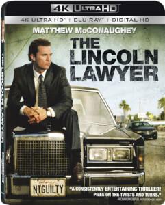 Lincoln Lawyer - 4K Ultra HD