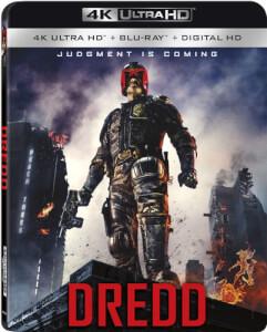 Dredd - 4K Ultra HD