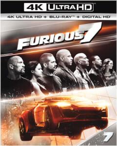 Furious 7 - 4K Ultra HD