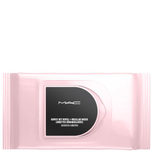 MAC Gently Off Wipes e Micellar Water