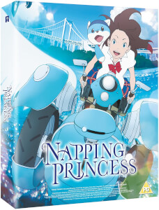 Napping Princess - Collector's Edition (Dual Format Edition)