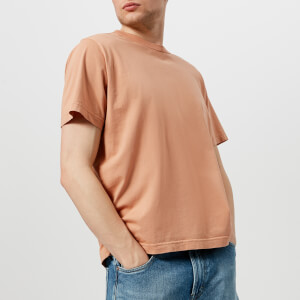 Our Legacy Men's Box T-Shirt - Peach