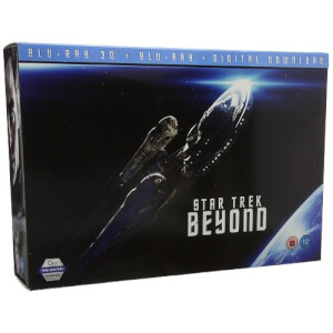 Star Trek Beyond - Limited Edition Gift Set (Includes Digital Download)