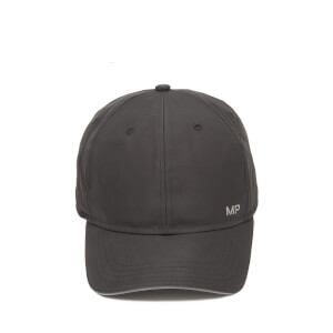 Reflective Running Cap - Black