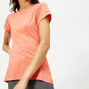 adidas Terrex Women's Tivid Short Sleeve T-Shirt - Trace Scarlett