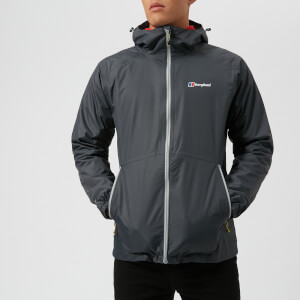 Berghaus Men's Deluge Light Jacket - Carbon