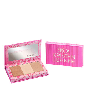 Paleta de iluminadores Urban Decay Kristen Leanne: Beauty Beam Highlight Palette