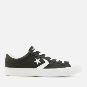 Converse Men's Star Player Ox Trainers - Black/White