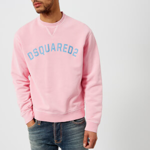 Dsquared2 Men's Dsquared2 Logo Sweatshirt - Pink