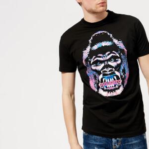 Dsquared2 Men's Gorilla Face T-Shirt - Black