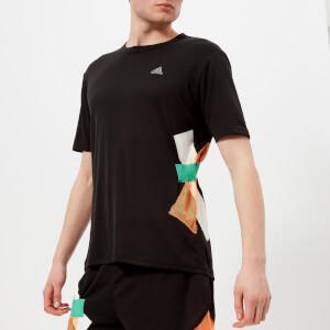 adidas by kolor Men's Climachill Short Sleeve T-Shirt - Black