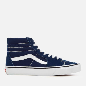 Vans Men's Sk8 Hi-Top Trainers - Estate Blue/True White