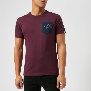 Haglofs Men's Mirth Short Sleeve T-Shirt - Aubergine