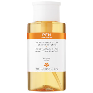 REN Ready Steady Glow Daily AHA Tonic: Image 1
