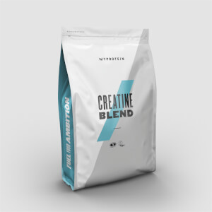 Myprotein Creatine Blend - Blue Raspberry - 250g