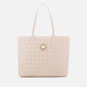 Versace Jeans Women's Shopper Bag - Cream