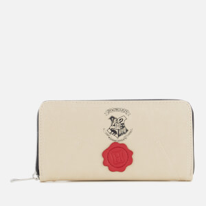 Harry Potter Letter Purse - Cream